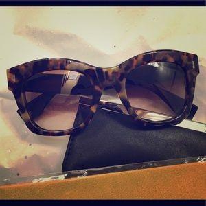 Fendi Habana tortoise Oversized sunglasses 😎